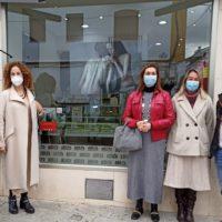 'Mujeres al frente' una exposición fotográfica que se puede disfrutar en comercios de Ronda