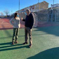 El Ayuntamiento destina más de 30.000 euros en mejorar las instalaciones deportivas de diferentes barriadas rondeñas
