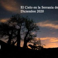 El cielo en diciembre: llega el invierno y podremos ver desde Ronda la conjunción de Júpiter y Saturno