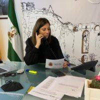 Fernández apela  a la responsabilidad individual de los rondeños para frenar la pandemia ante el preocupante incremento de contagios
