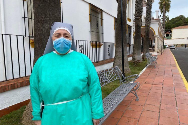 Sor Mercedes: «En la Residencia de las Hermanitas de los Pobres hemos pasado momentos muy difíciles»