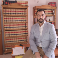 Alberto Serrano, portavoz de Cs Ronda: «Es evidente que en Ciudadanos hemos cometido errores, sobre todo de comunicación»