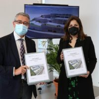 La Diputación finaliza la redacción del proyecto del nuevo aparcamiento de San Francisco