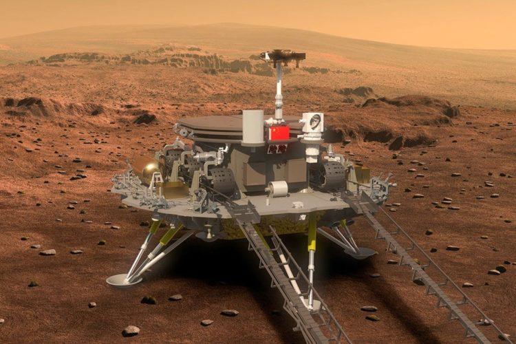 Marte: objetivo 2021