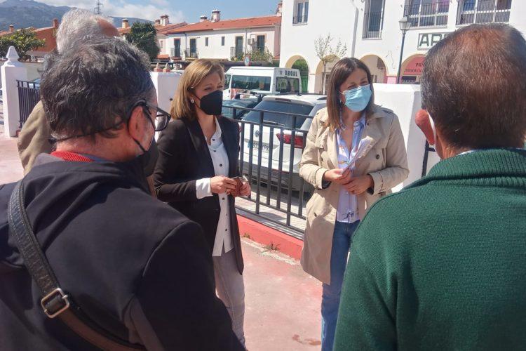 El Ayuntamiento saca a concurso público las obras la nueva red de abastecimiento de agua de La Planilla