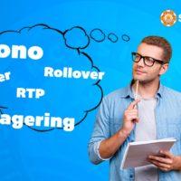 Terminología útil para jugar en casinos en línea