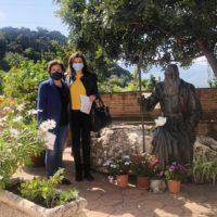 La Diputación de Málaga destina 100.000 euros para poner en valor los rincones más emblemáticos de Alpandeire