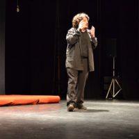 Representan en el teatro municipal Vicente Espinel 'Lear', una de las principales tragedias de William Shakespeare
