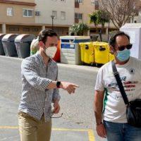Vecinos del Olivar de las Monjas y la Concejalía de Participación analizan las necesidades de la barriada
