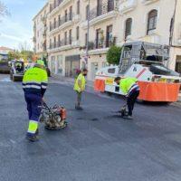 El Ayuntamiento asfaltará otras siete calles de Ronda con una inversión de 125.000 euros