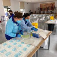 La Serranía se suma al 'Plan un millón de vacunas por semana' que ha puesto en marcha la Junta