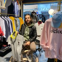 José Naranjo, diseñador de moda: «En 'One o´clock'» pretendemos relanzar y presumir de lo nuestro, hacer un guiño a lo local»