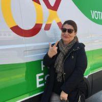 Patricia Coronel presenta su dimisión como coordinadora de VOX en Ronda por discrepancias con la gestora provincial