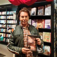 El escritor rondeño Domingo Terroba publica su segundo thriller: 'A los ojos de Dios'