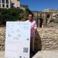 Turismo de Ronda presenta la campaña 'Check in Ronda' con la que pretende incentivar las visitas de nacionales
