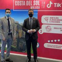 Los nuevos murales de Okuda o la nueva web de turismo se presentará en actos con Turismo Costa del Sol como parte de la presencia rondeña en Madrid.