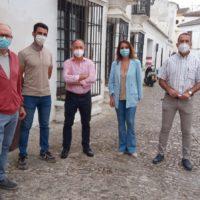 La calle San Juan de Letrán será renovada con una inversión de 140.000 euros