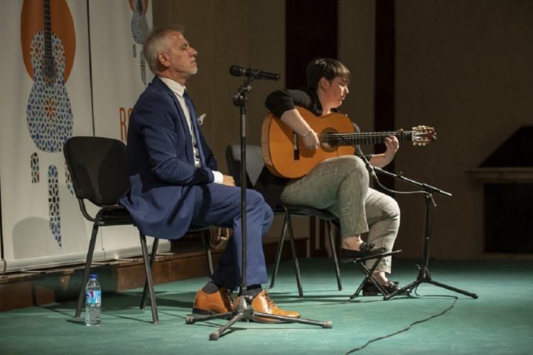 La sensibilidad y la fuerza de la música en un solo concierto; el público volvió a vibrar en el segundo concierto del festival Internacional de Guitarra