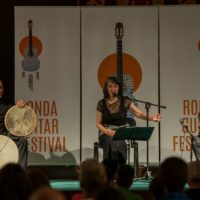 La belleza de la guitarra y la voz inundan el primer día del Festival Internacional de Guitarra de Ronda
