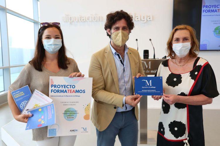 La Diputación subvenciona una nueva edición de las jornadas sobre Asperger y TEA en la Serranía