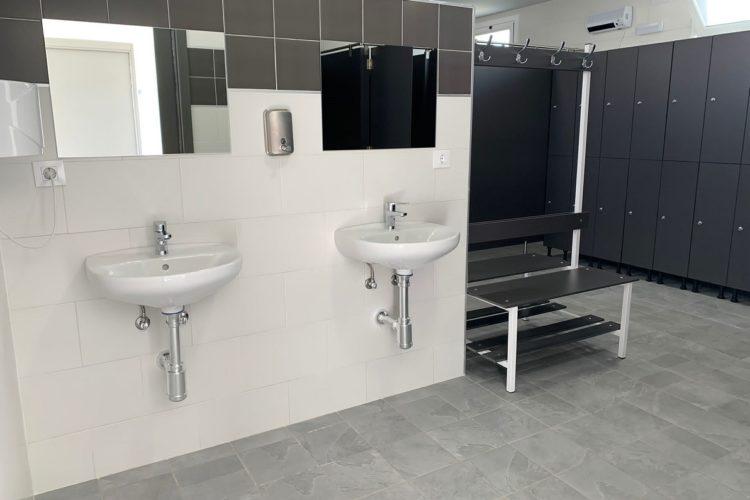 Ponen en funcionamiento los nuevos vestuarios de la empresa municipal de limpieza Soliarsa