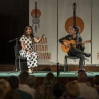 Otra noche llena de emoción y pasión en el Festival de Guitarra de Ronda