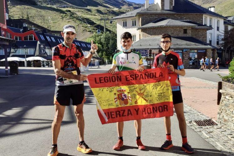 El rondeño Raúl Porras se proclama vencedor en la categoría Juvenil de la Copa España de Kilómetro Vertical