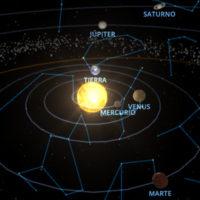Júpiter en posición-SSS.