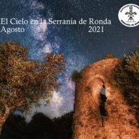 """El cielo en Ronda en el mes de agosto: Llega la tan esperada lluvia de meteoros de las Perseidas, """"Lágrimas de San Lorenzo"""""""