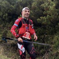 El corredor del Club Harman Rafa Orozco queda segundo en las 'Cien millas por donde camina el Oso', en Asturias