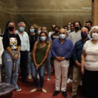 Apoyo al proyecto de microvinificaciones I+D+I del ciclo de FP Dual de Viticultura del instituto Pérez de Guzmán