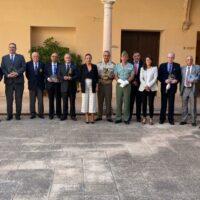 Ronda acoge la entrega de los premios de Periodismo de la Agrupación Nacional de Legionarios de Honor