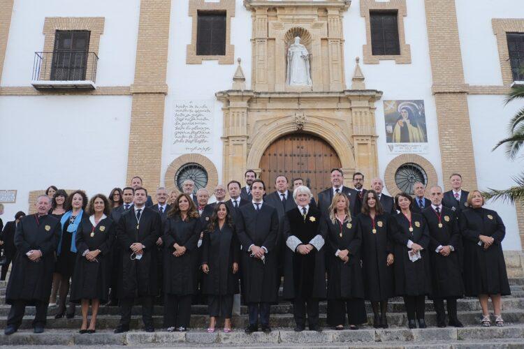 Ronda acoge el inicio de los actos patronales del Colegio de Abogados de Málaga