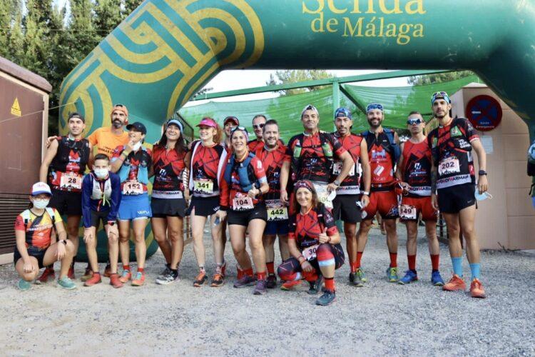 Los corredores del Club Harman participaron en seis pruebas deportivas durante el fin de semana con grandes resultados