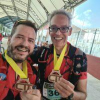 Los corredores del Club Harman vuelven a traerse a Ronda tres medallas en un fin de semana