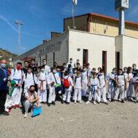 Los karatecas del Club Bushido logran 16 medallas en el circuito provincial celebrado en Torrox