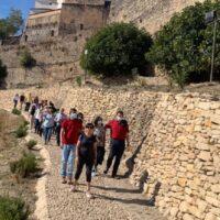 Unas 30 personas participan en Ronda en las Jornadas Europeas de Patrimonio Histórico