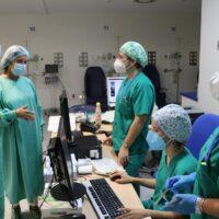 La Junta finaliza obras de remodelación en el Hospital de la Serranía, el centro de salud Ronda Sur y en el consultorio de El Burgo